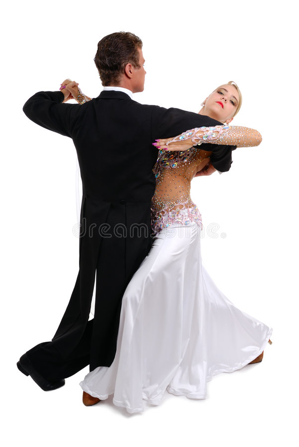 Free Dancing Couple Royalty Free Stock Images - 6258609