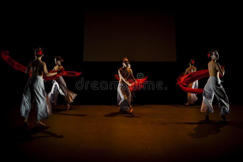 Download Dancing in dark studio editorial photo. Image of competition - 60567191