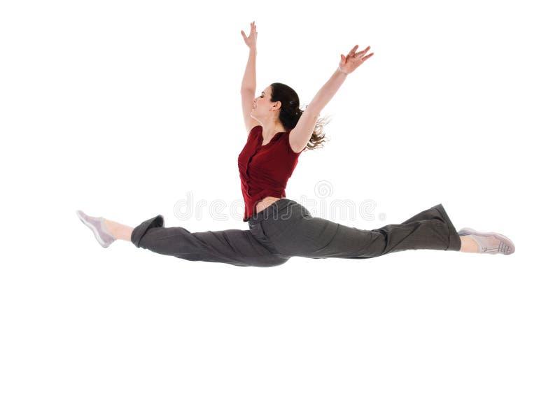 Dancing Female royalty free stock image