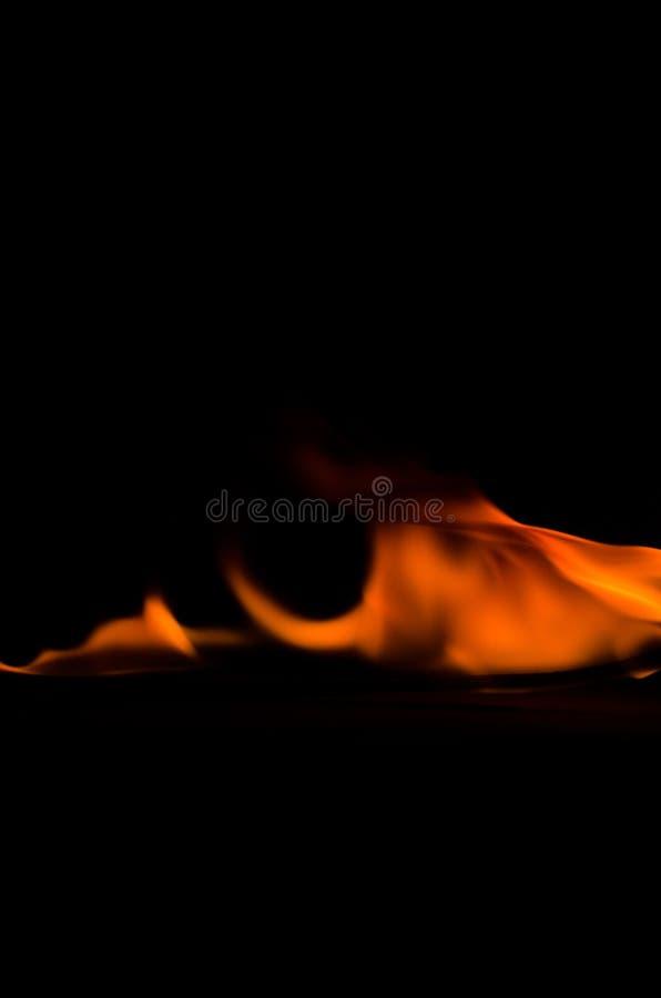 Dancing Fire 2 stock image
