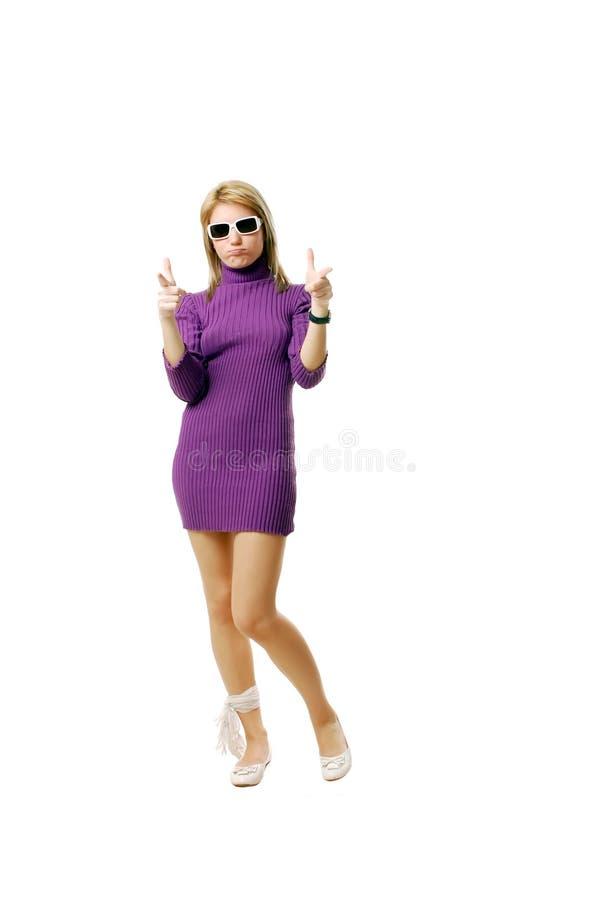 Free Dancing Girl Stock Photo - 10414100