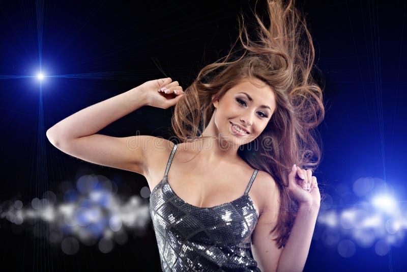 Download Dancing girl stock photo. Image of pleasure, copyspace - 14868976