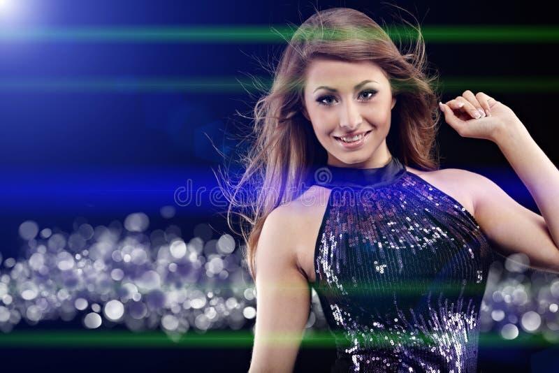 Download Dancing girl stock image. Image of fashion, beautiful - 14869199