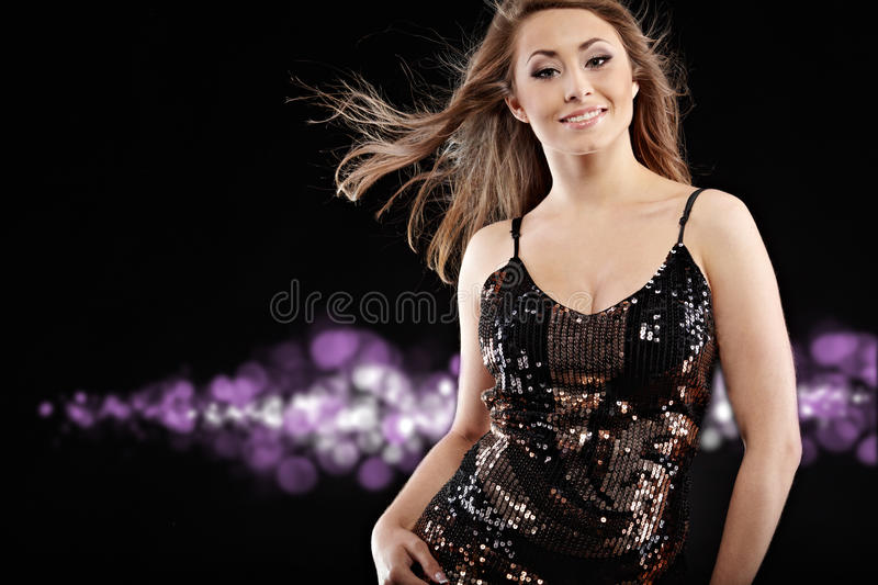 Download Dancing girl stock photo. Image of active, elegance, lifestyle - 14869644