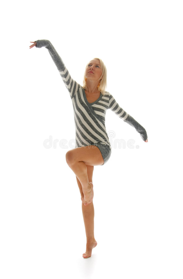 Free Dancing Girl Royalty Free Stock Photography - 3323817