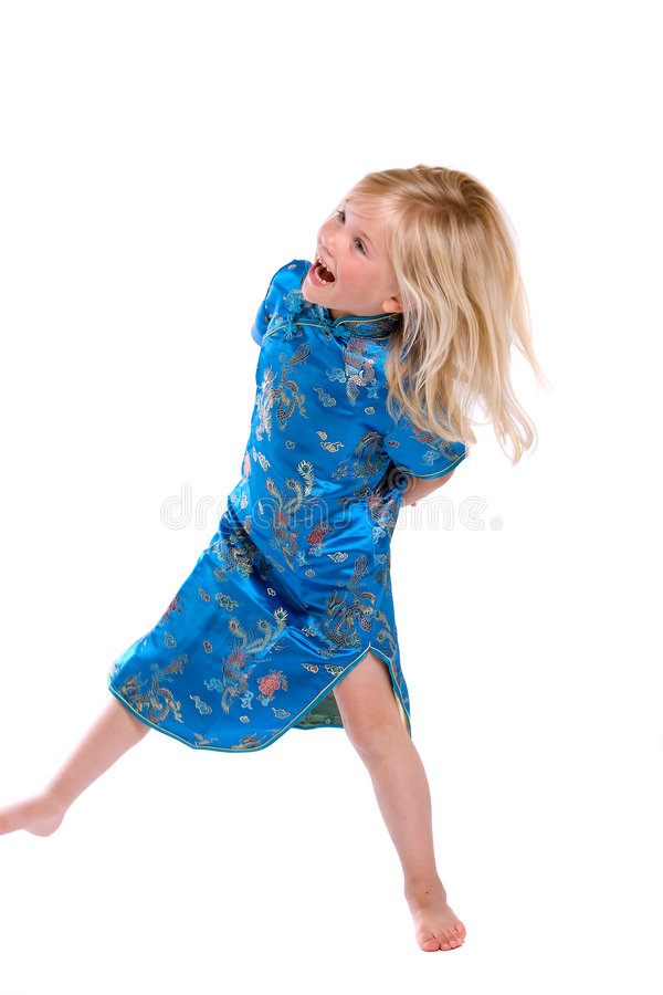 Download Dancing Girl Stock Photo - Image: 6962720
