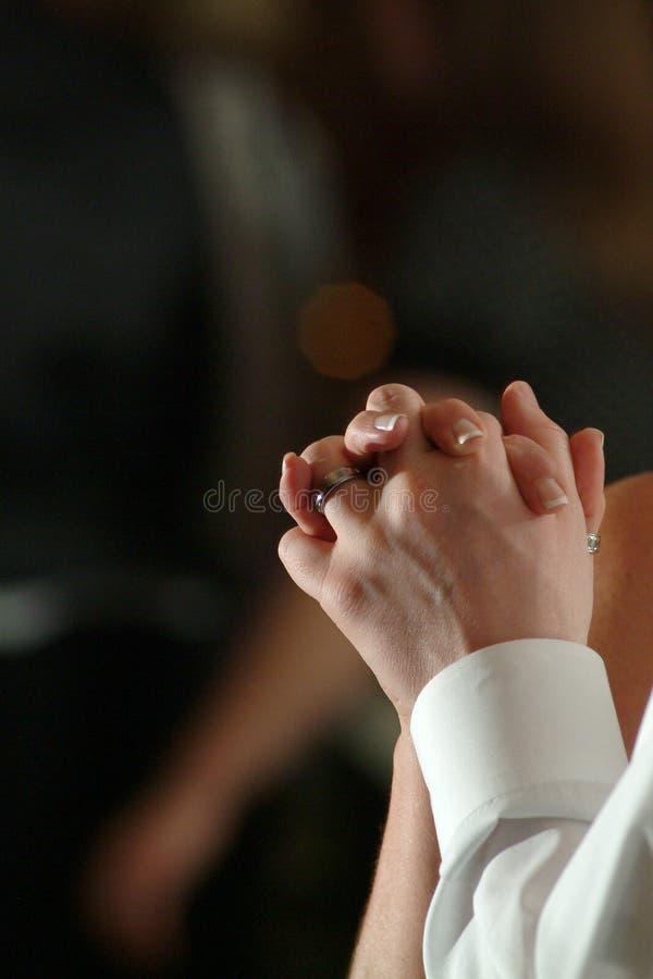 Dancing Hands stock image