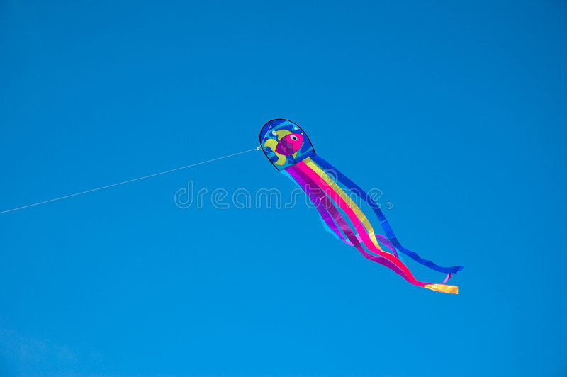 Download Dancing Kite Stock Image - Image: 523811