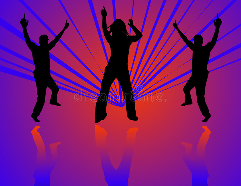 Download Dancing At A Party Royalty Free Stock Photos - Image: 1225308