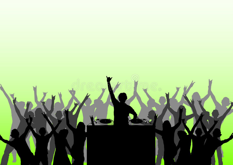 Download Dancing At A Party Stock Image - Image: 2322091