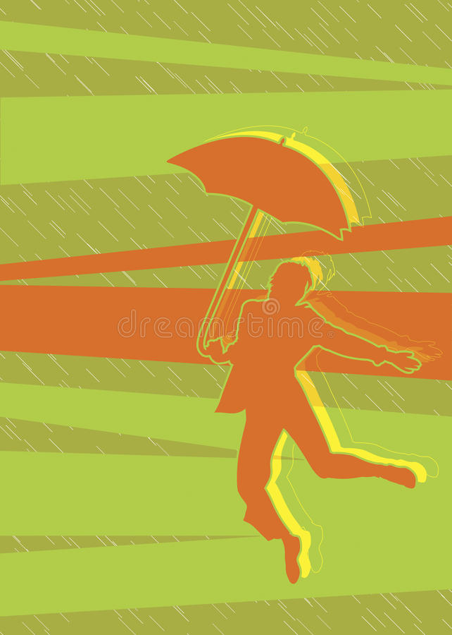 Download Dancing In The Rain Stock Photos - Image: 26680963
