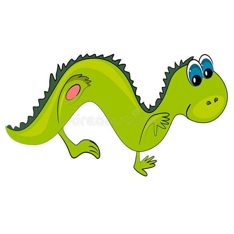 Download Dancing Reptile. Wild Animal Stock Photography - Image: 24165782