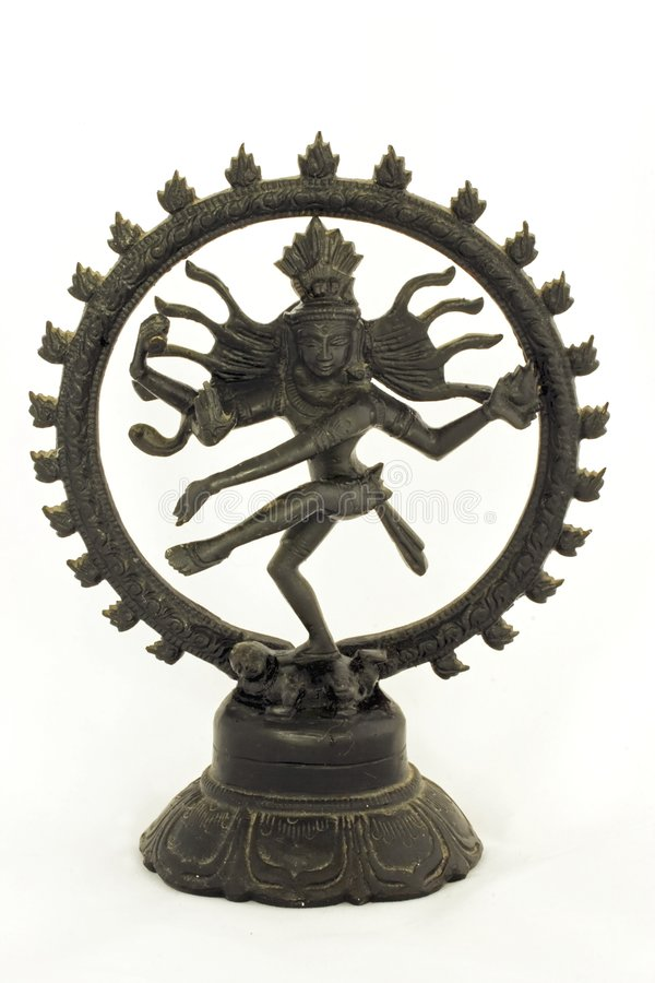 Download Dancing Shiva From Iron Stock Images - Image: 2117544