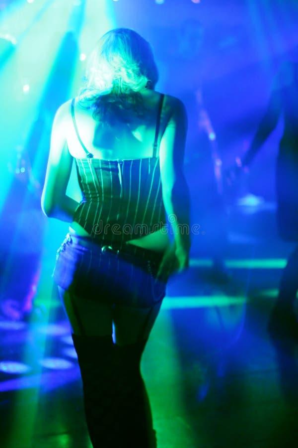 Download Dancing woman stock photo. Image of raving, nightclub, techno - 465324