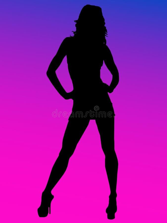 Free Dancing Woman Stock Photography - 4874002