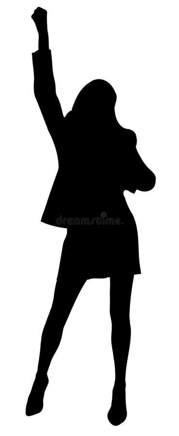 Free Dancing Woman Stock Image - 5759571