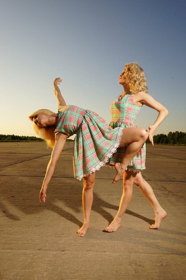 Download Dancing women stock photo. Image of dance, beautiful - 38939546