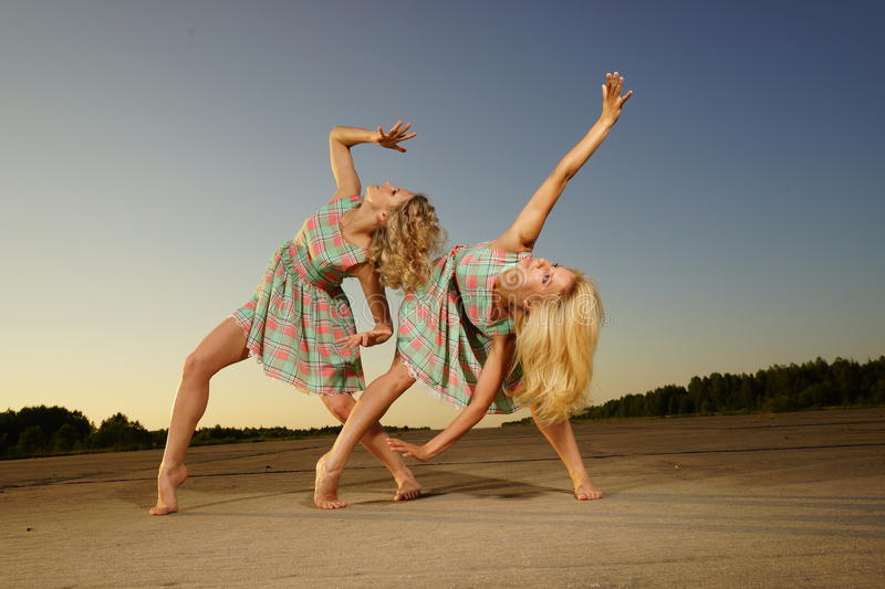 Download Dancing Women Stock Photo - Image: 38939549