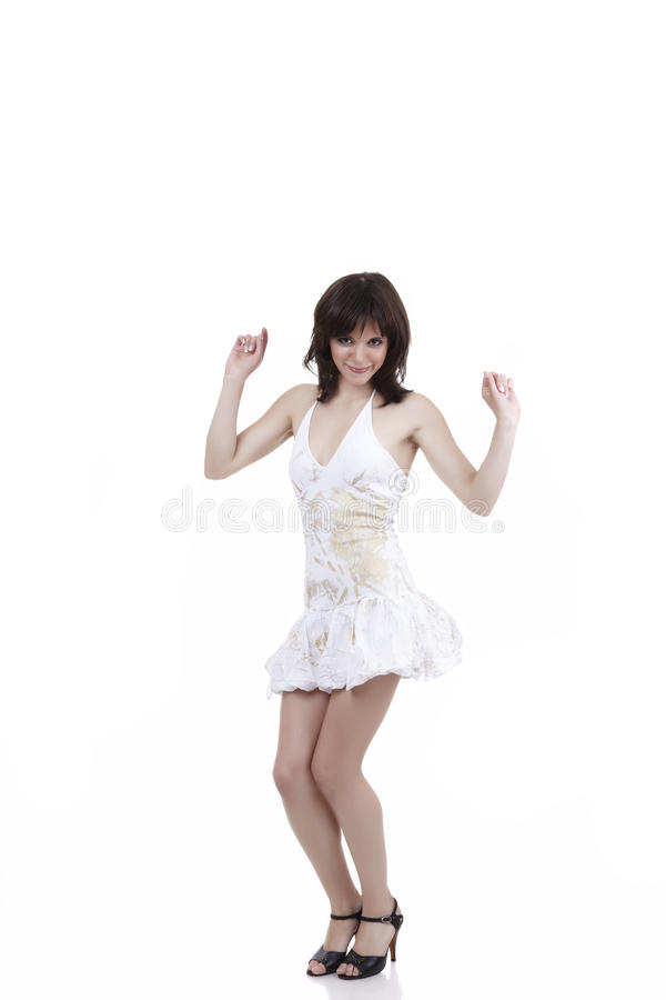 Dancing Youth Royalty Free Stock Photography