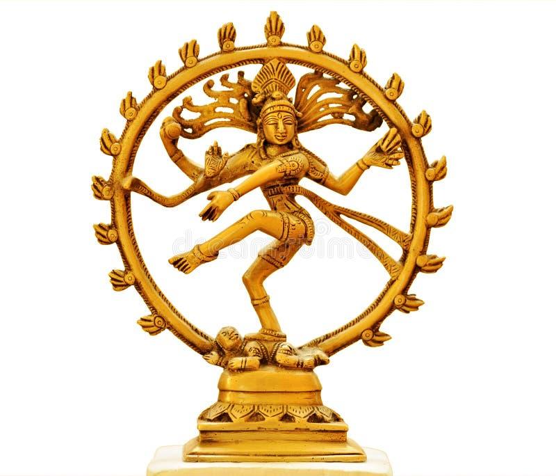 dancingowy shiva zdjęcie stock
