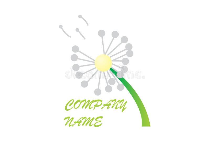 Download Dandelion logo stock vector. Illustration of consists - 83723727