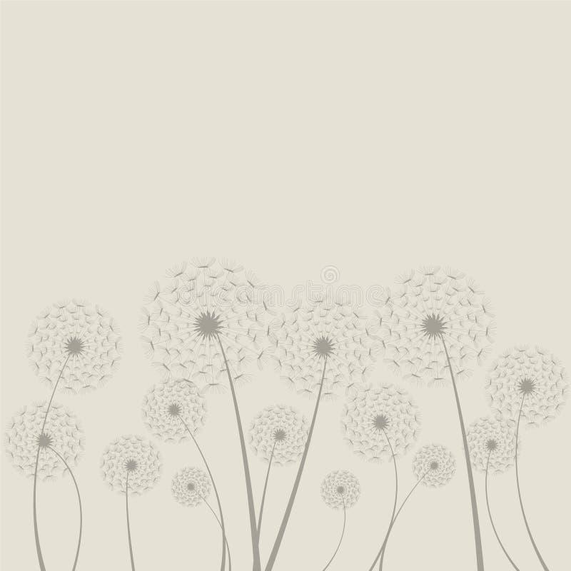 dandelions target247_1_ niektóre wiatrowych ilustracji