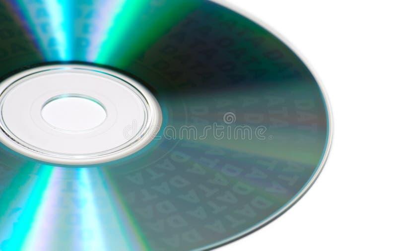 dane odizolowane cd obrazy stock