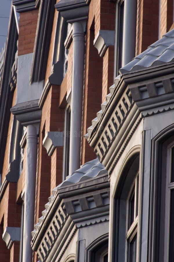 dane szczegółowe plany architektoniczne fotografia stock