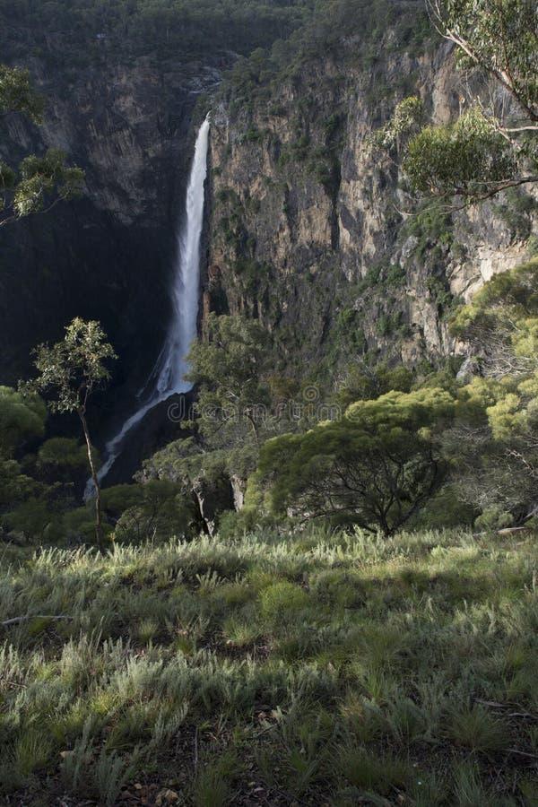 Dangars faller Armidale NSW royaltyfri bild