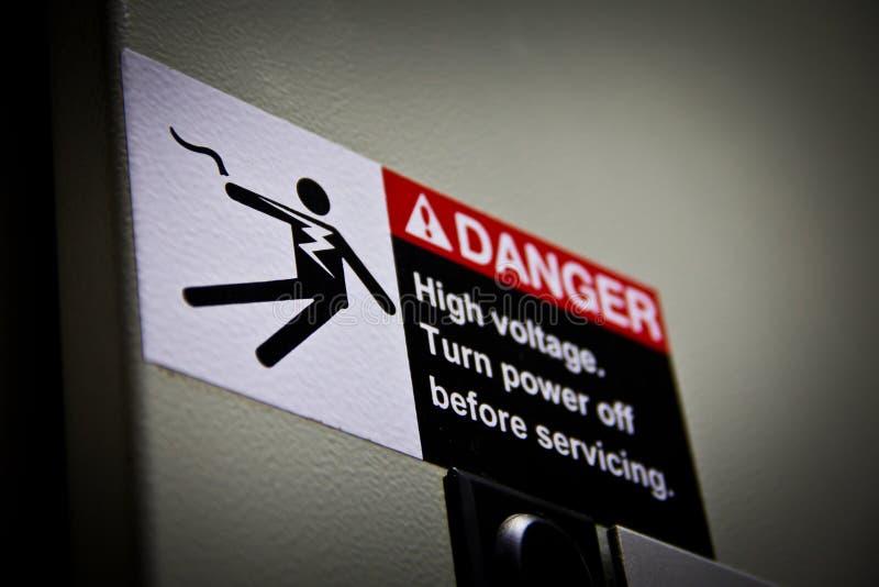 Danger photos stock