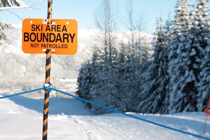 Download Danger stock image. Image of danger, regulation, winter - 7622233