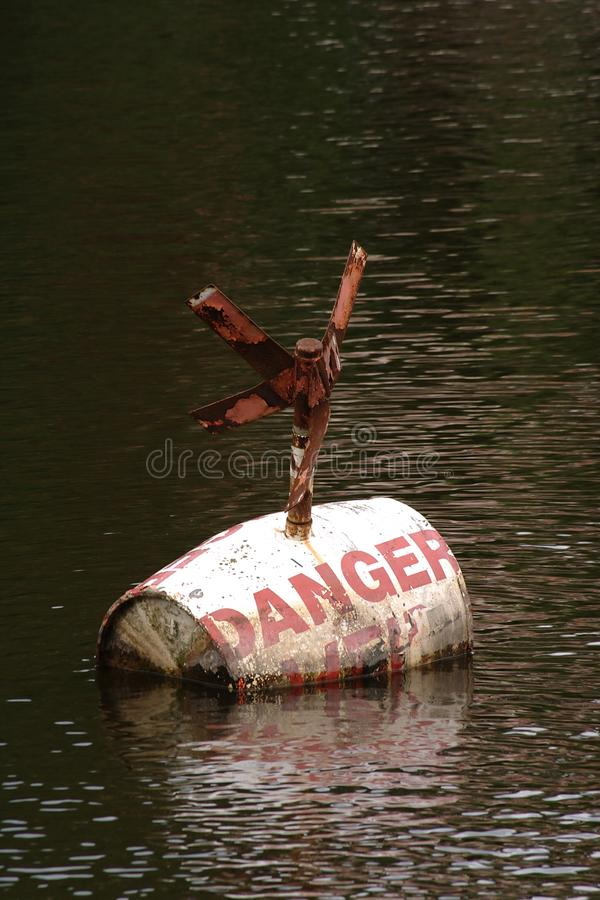 Download Danger buoy stock image. Image of collar, save, protect - 10147537