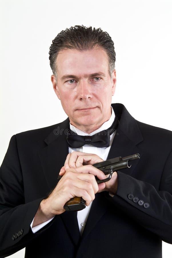 Danger débonnaire photographie stock