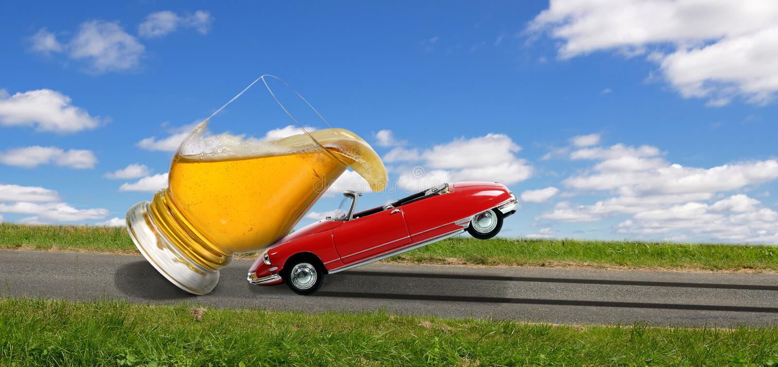 Download Danger drinking stock photo. Image of collision, inebriated - 36193910