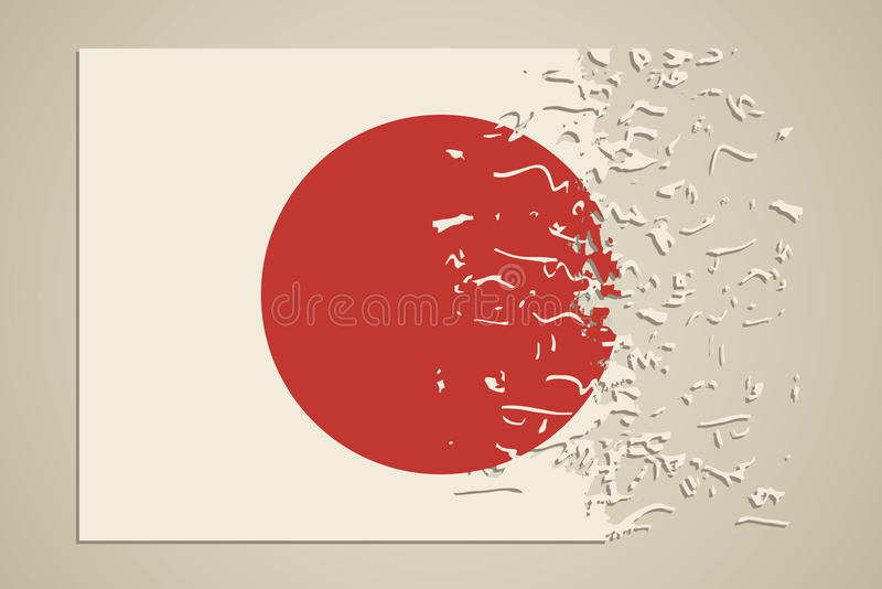 Download Danger Japan Royalty Free Stock Image - Image: 19246286