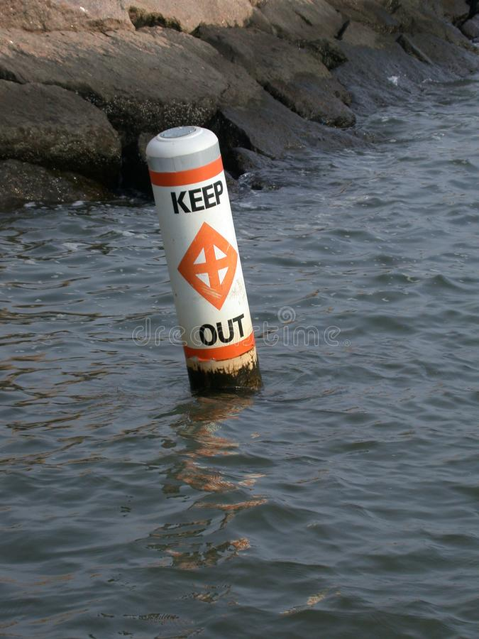 Download Danger, keep out! stock photo. Image of boating, boat, worries - 3430