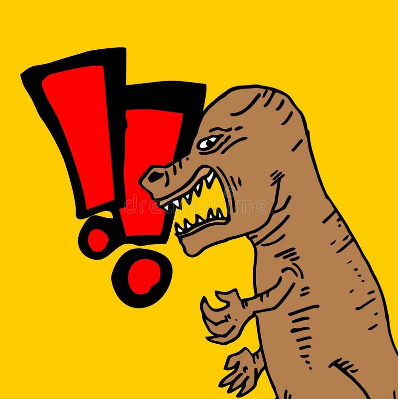 Danger Monster Stock Vector Illustration Of Shouting 23532004