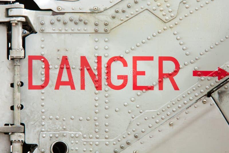 Download Danger Sign stock photo. Image of sign, detail, background - 15290920