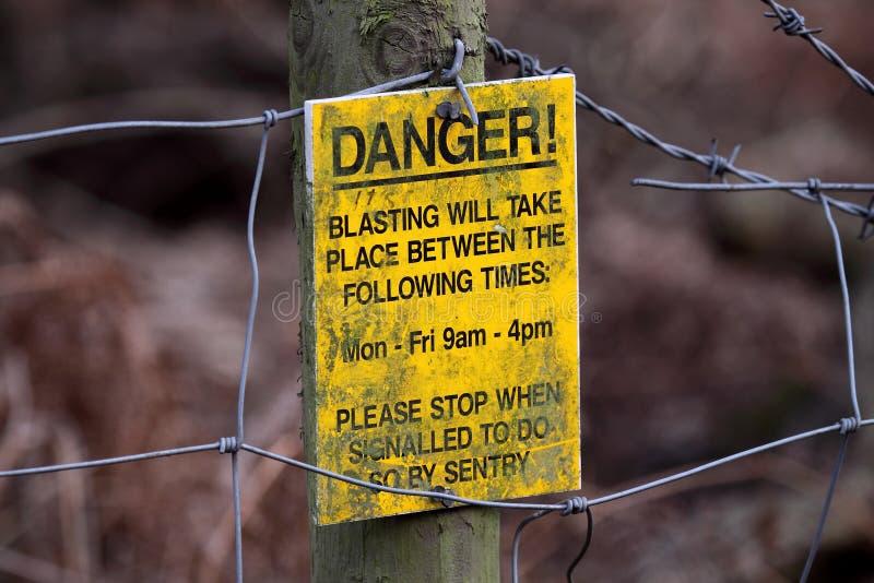 Download Danger Sign Royalty Free Stock Image - Image: 24172126