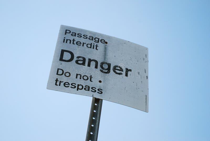 Download Danger sign stock image. Image of risky, warn, outside - 26563057