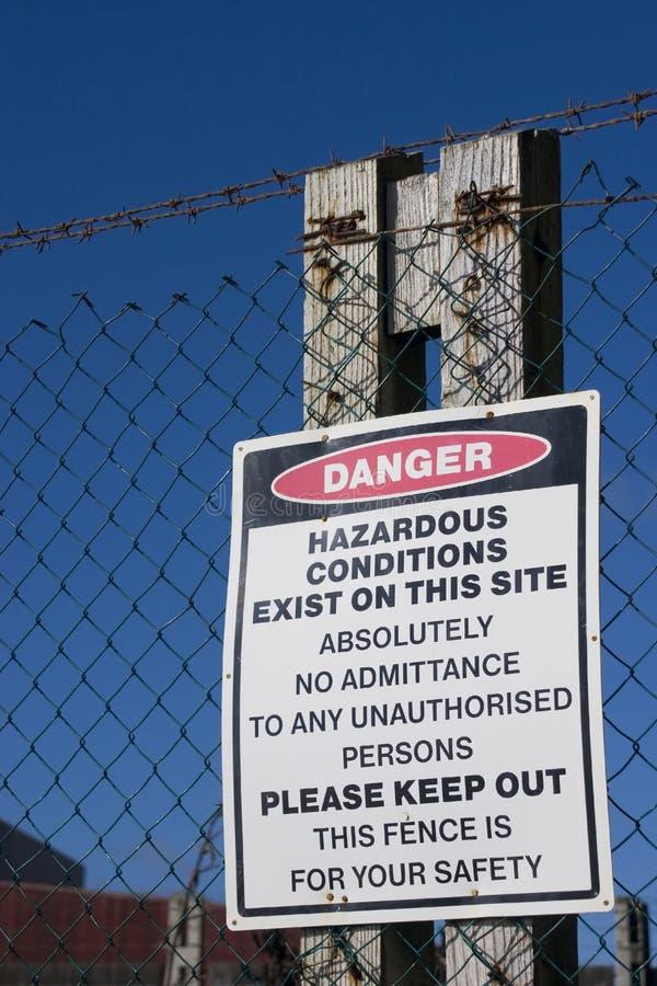 Download Danger Sign Stock Photos - Image: 5170513