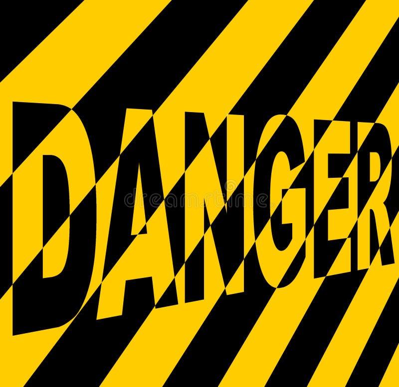 Free Danger Sign. Stock Image - 60656881