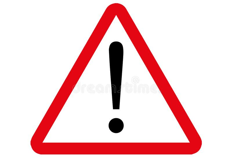 Danger Sign vector illustration