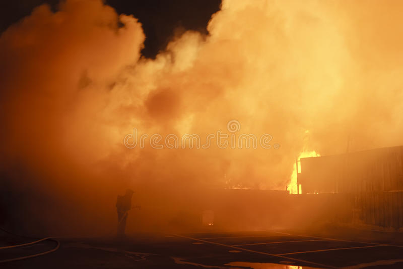 Download Danger work stock image. Image of male, fires, built - 13743091