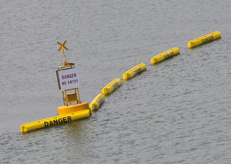 Download Danger Zone stock image. Image of hazard, zone, navigational - 15826979