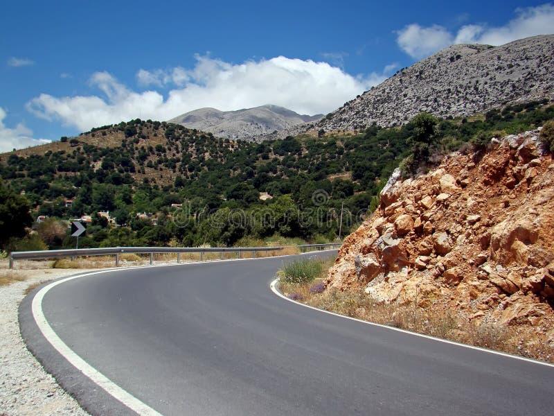 Dangerous road