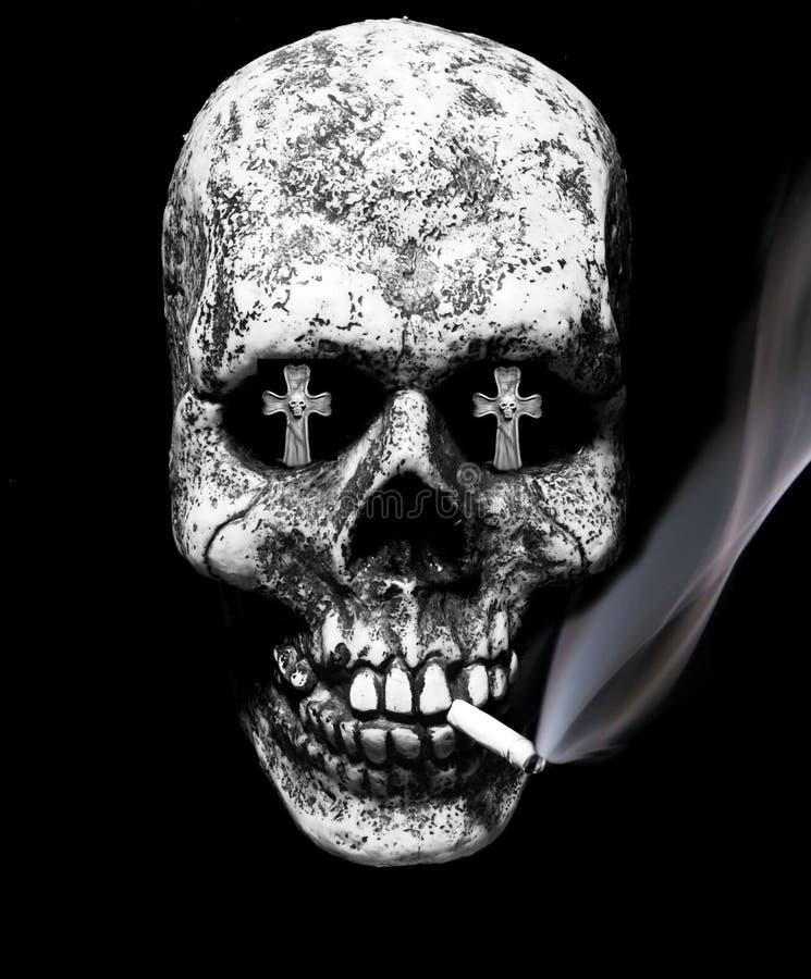 Download Dangers of smoking stock photo. Image of contrast, dangerous - 16443324