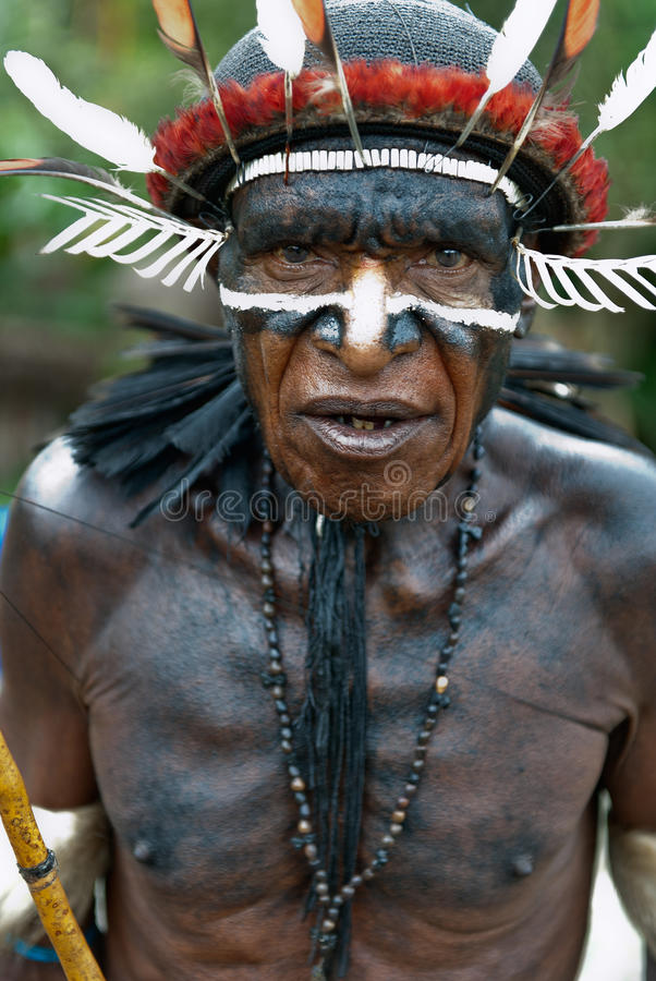Dani Warrior Portrait imágenes de archivo libres de regalías