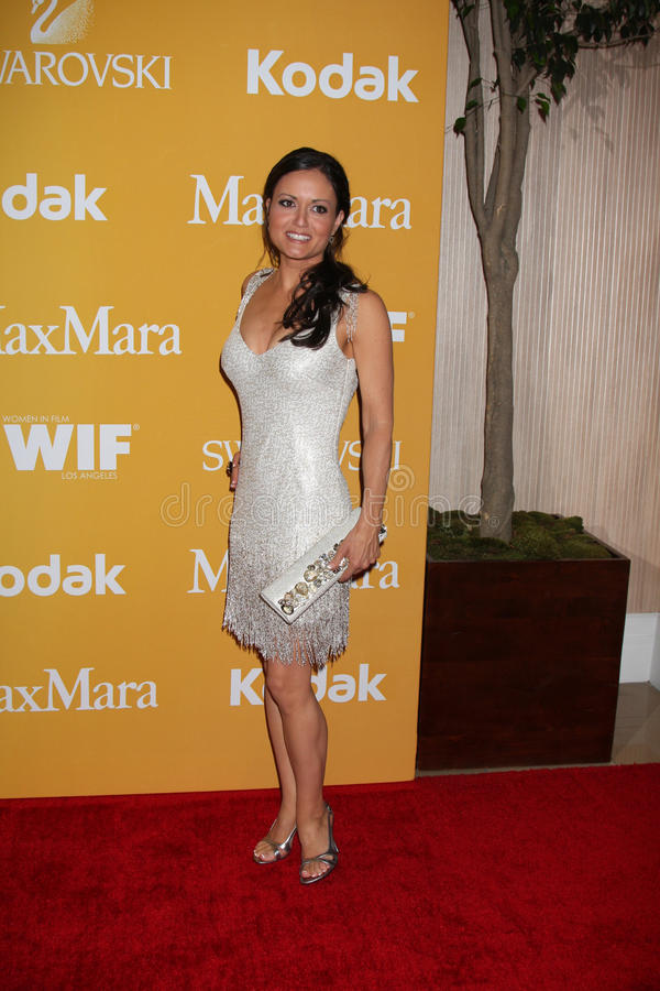 Download Danica McKellar Arrives At The City Of Hope's Music And Entertainment Industry Group Honors Bob Pittman Event Editorial Stock Photo - Image: 25587193