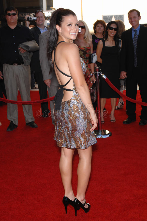 Danica Patrick. At the 2007 ESPYS Sports Awards at the Kodak Theatre, Hollywood. July 11, 2007 Los Angeles, CA Picture: Paul Smith / Featureflash stock image